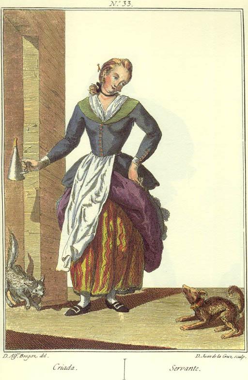La sirvienta y las ricas tangas de mi esposa - 2 part 9