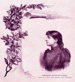 ConcepciónJimenodeFlaquer_ElÁlbumÍberoAmericano