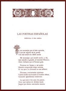 Poesía_Epístola